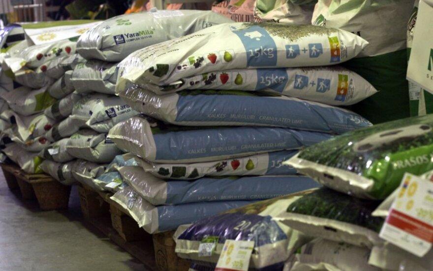 Sprogmenims gaminti tinkančiomis trąšomis Lietuvoje prekiaujama laisvai