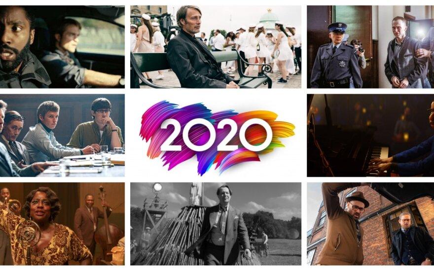 Geriausi 2020 metų filmai