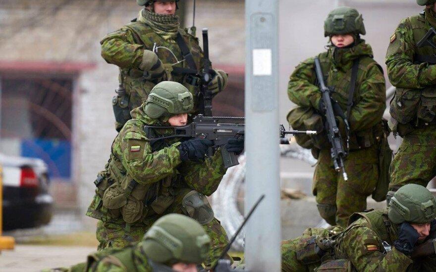 Panevėžio rajone judės karinės transporto priemonės: vyks pratybos