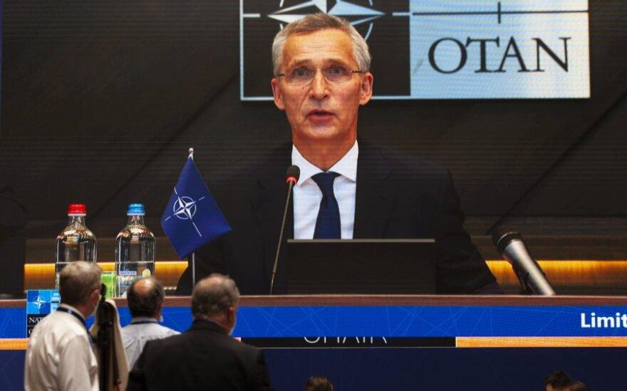 NATO viršūnių susitikimas 2021