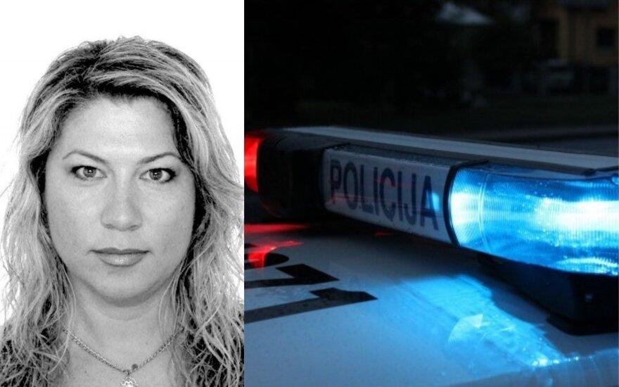 Kauno policija ieško be žinios dingusios antstolės Ramunės Mikliušienės
