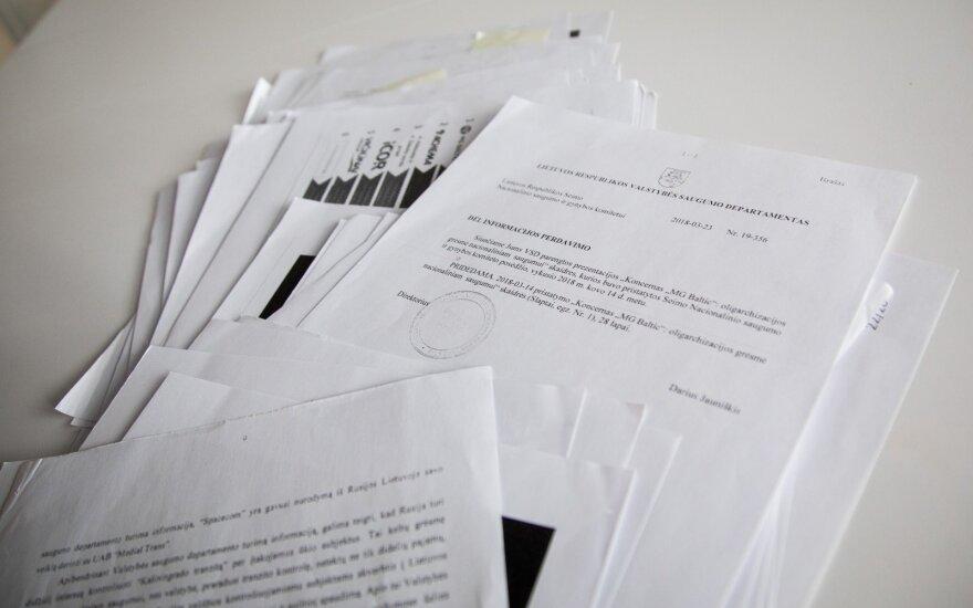 Seime tvirtinamos NSGK išvados: tyrimui pasibaigus, siūloma įgyvendinti pasiūlymus