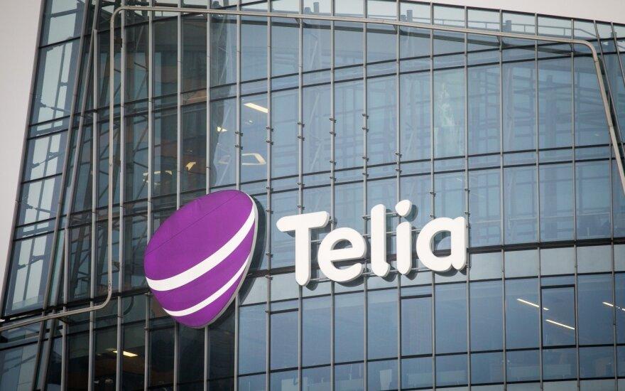 """""""Telia"""" atleidžia 117 darbuotojų"""