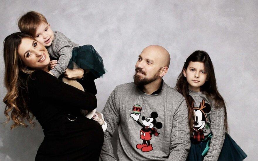 Remigijus Žiogas laukia šeimos pagausėjimo: pasirodo, kad berniukas į mūsų šeimą ateina tik dabar