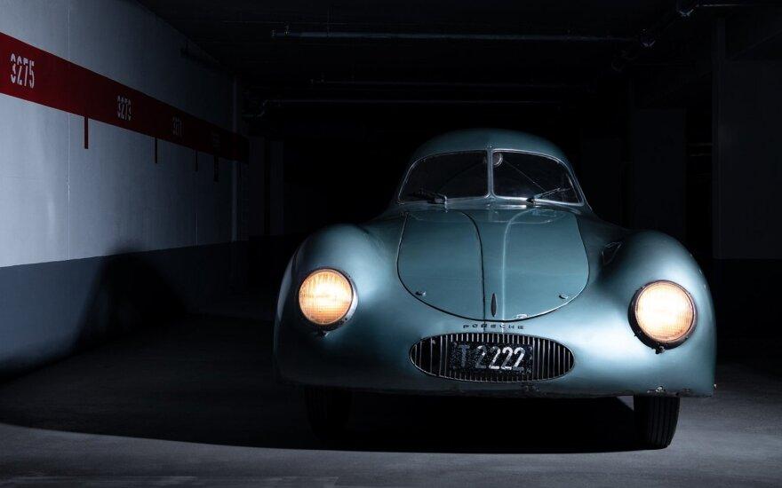 """Porsche Type 64"". RM Sotheby's nuotr."