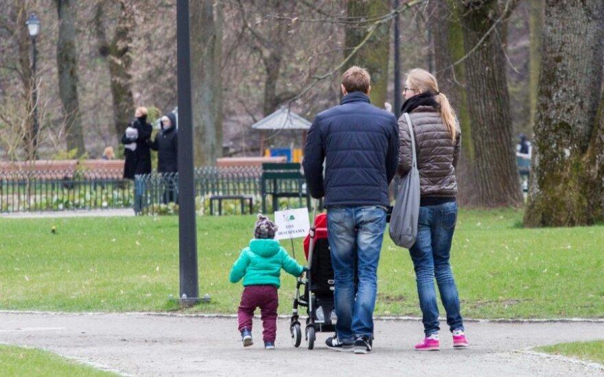 Mama: išsirinkti vaiką – keistas ir sunkus momentas