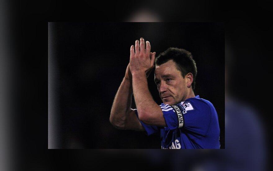 """Johnas Terry (""""Chelsea"""")"""