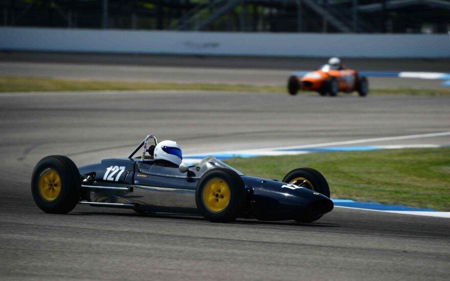 """Formula Junior"" lenktynės"