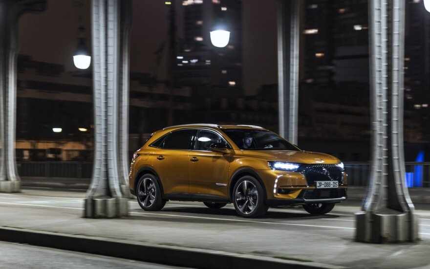 """""""DS 7 Crossback"""""""