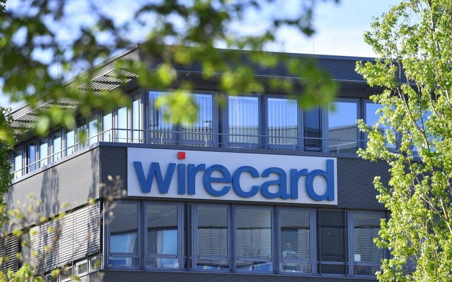 "Skandalo centre atsidūrusi ""Wirecard"" skelbia bankrotą"