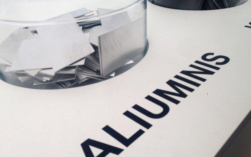Panevėžyje baigta aliuminio konstrukcijų gamybos cecho statyba