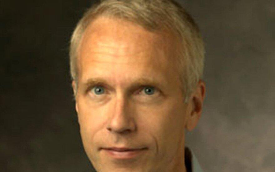 2012 Nobel Prize in Chemistry laureate Brian Kobilka