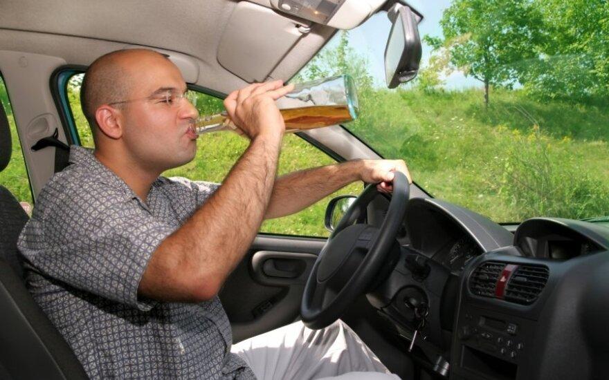 Išgėręs vairuotojas