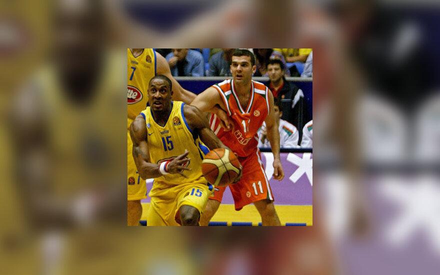 """Willie Solomon (""""Maccabi"""")"""