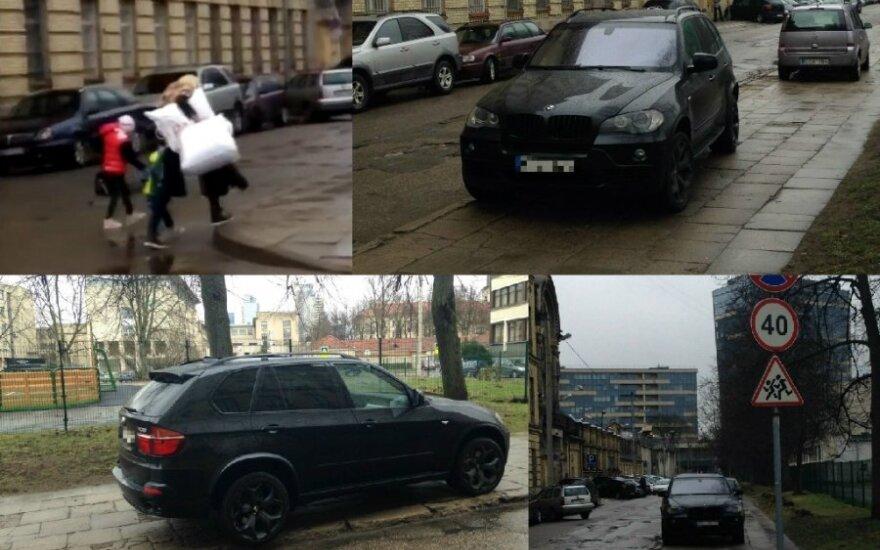 Vitos Jakutienės automobilis
