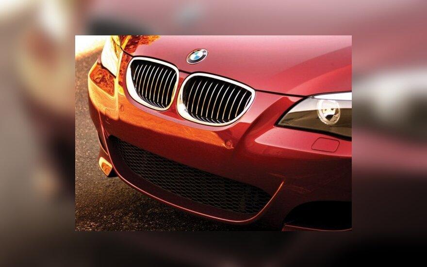 BMW – patikimiausias gamintojas Didžiojoje Britanijoje