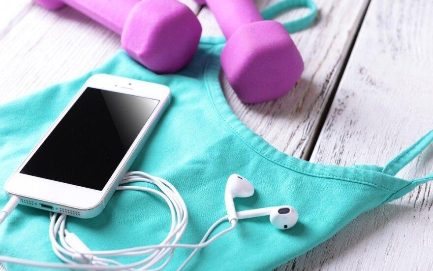 Rūpiniesi sveikata? Šias programėles privalai turėti savo mobiliajame telefone