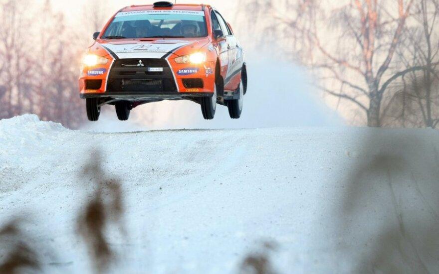 """Ieškomas reporteris žiemos raliui """"Halls Winter Rally 2013""""!"""
