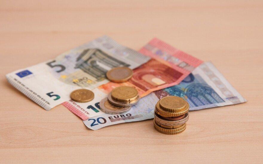 Smulkių centų keitimas į eurus – didžiulis galvos skausmas