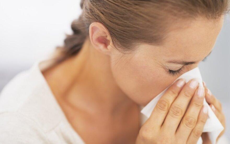 Gydytojas alergologas: kuo steriliau gyvename, tuo daugiau alerginėmis ligomis sergame