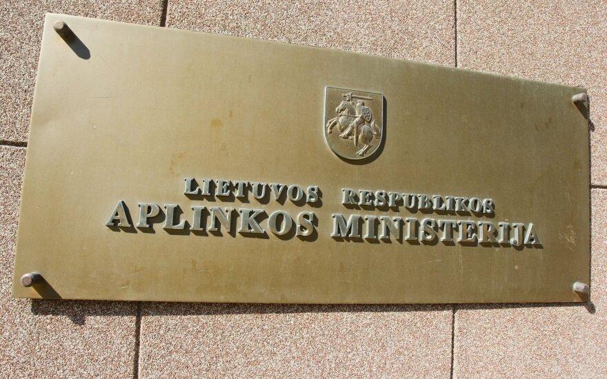 Aplinkos ministerijos kanclere ministras pasirinko Viliją Augutavičienę