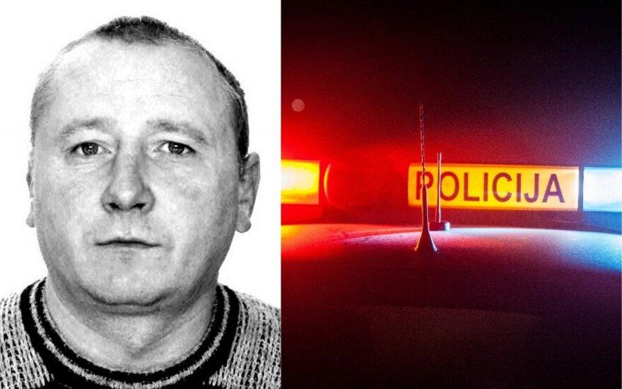 Alytaus policija prašo gyventojų pagalbos: Varėnos r. dingo vyras