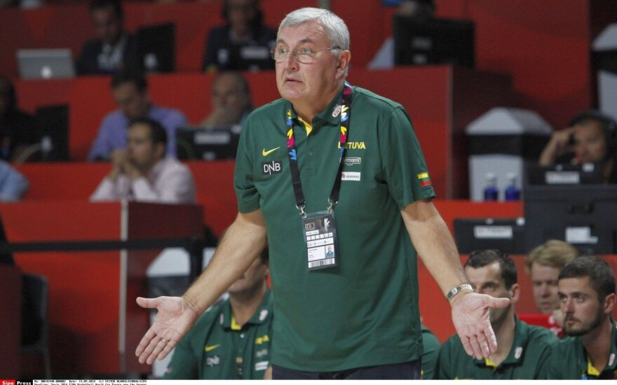 Expanded list for 2016 national Lithuanian basketball team published by FIBA