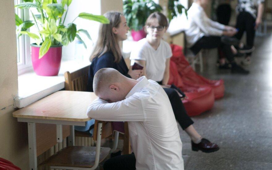 Įvertino lietuvių kalbos egzaminą: tai didžiulis nesusipratimas
