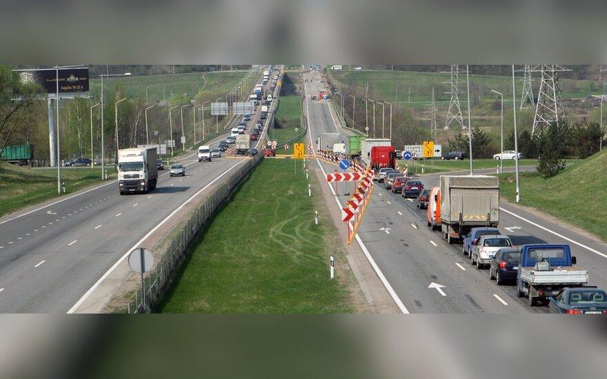 Baigtas Kauno Kleboniškio tilto remontas