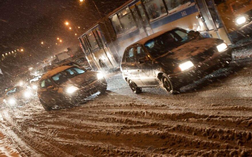 Sinoptikai žada tikrą žiemą: Lietuvą užgrius sniegas ir šaltis