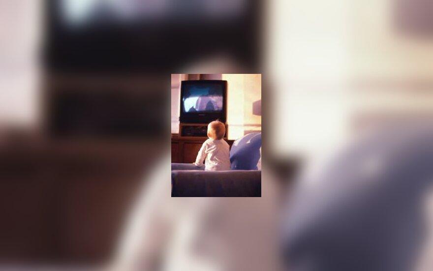 Vaikas ir televizorius
