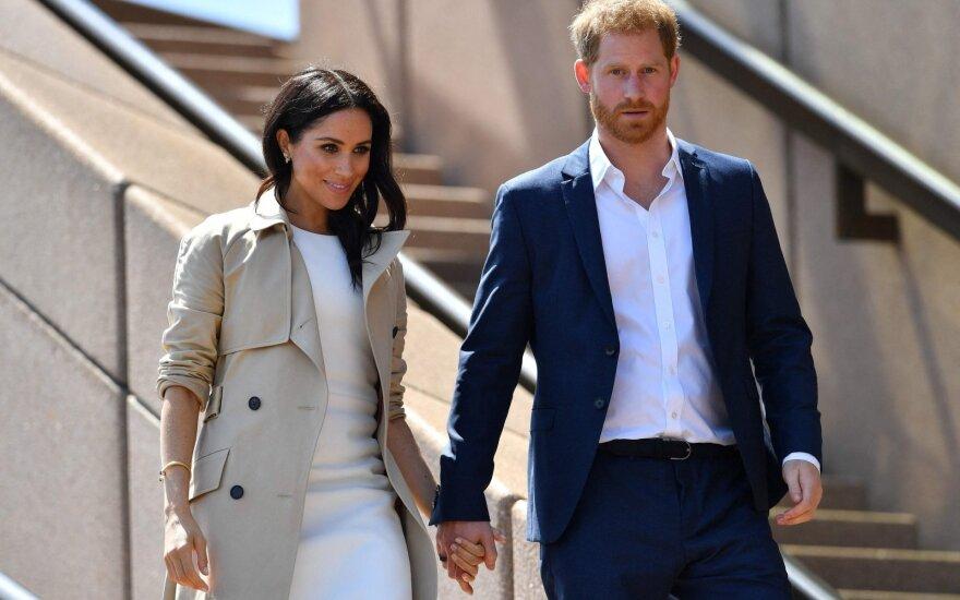 Princas Harry, Meghan Markle