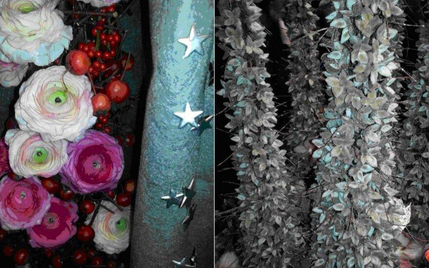Kviečia floristinių darbų paroda