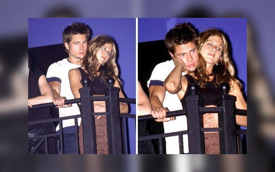 """49-erių """"Draugų"""" žvaigždė Aniston pribloškė laidos vedėją: paviešino gluminantį faktą iš praeities"""