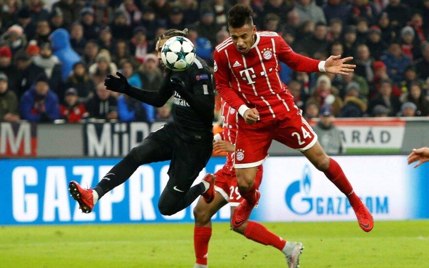 """Bayern"" – PSG"