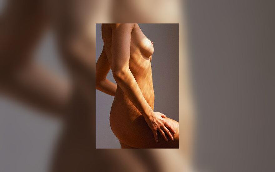 Moters kūnas, grožis