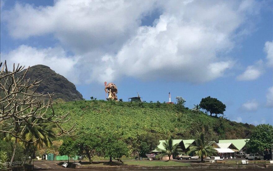 Ambersail. Prancūzijos Polinezija