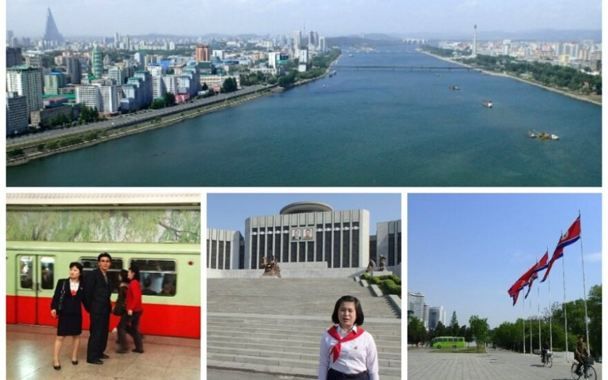 Lietuvės įspūdžiai iš Šiaurės Korėjos: turistai – auksiniai kiaušiniai ir visur lydintys gidai