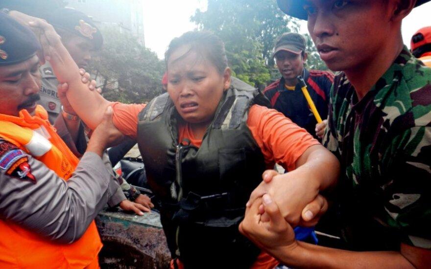 Potvyniai Indonezijoje