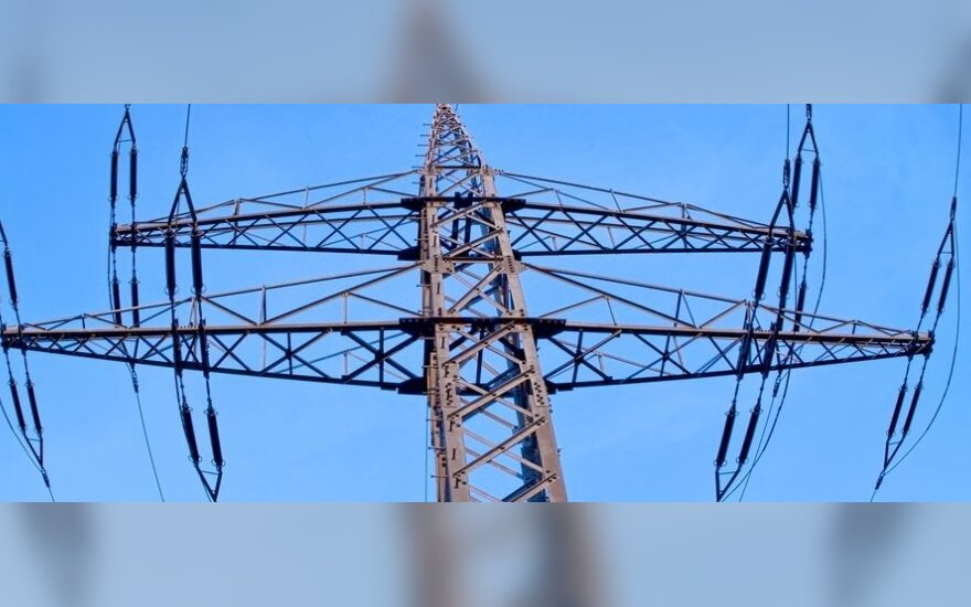 New high voltage power line launched in Lithuania