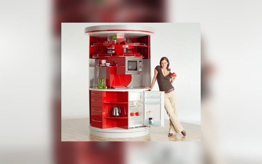"""""""Compact Concepts"""" virtuvė"""