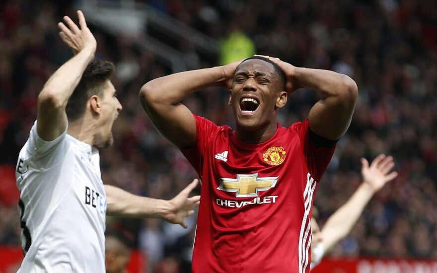 """Manchester United"" Anthony Martial"
