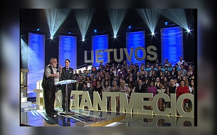 TV show The Lithuanian Children of the Millennium