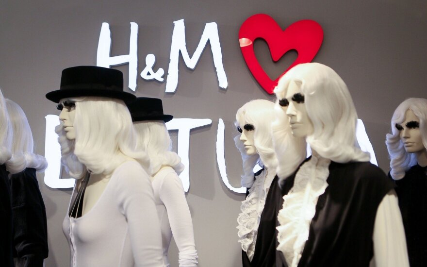 H&M to open first store in Kaunas