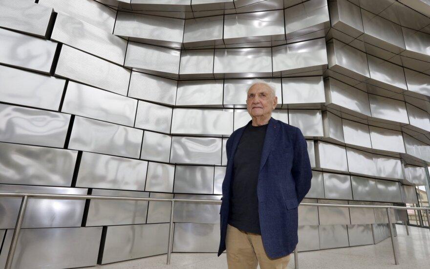 Frenkas Gehry