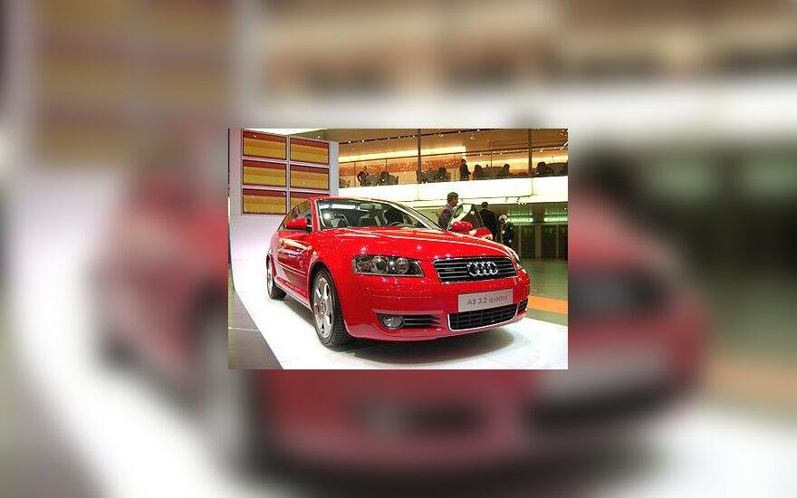 """Audi A3"" automobilis"