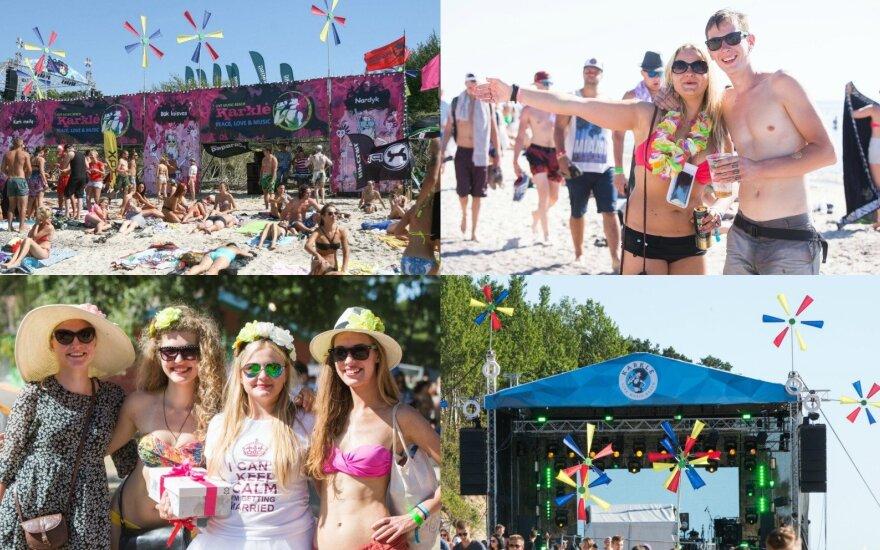 "Festivalis ""Karklė Live Music Beach  2015"""