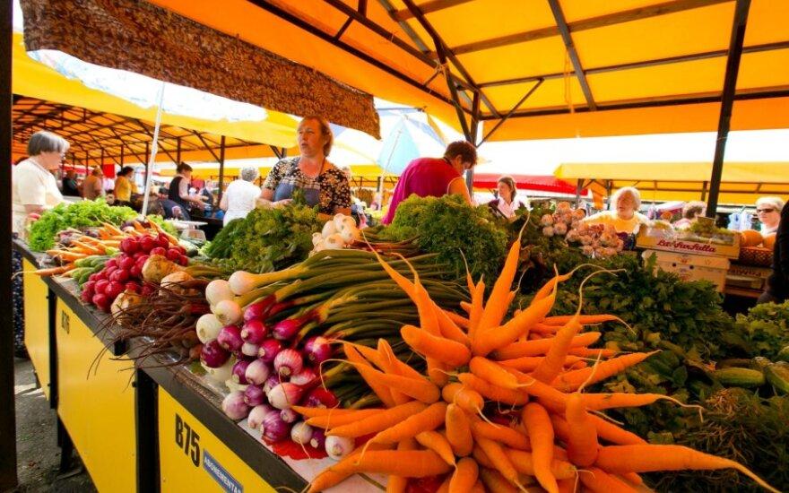Daržovių kainas keičia kone kasdien