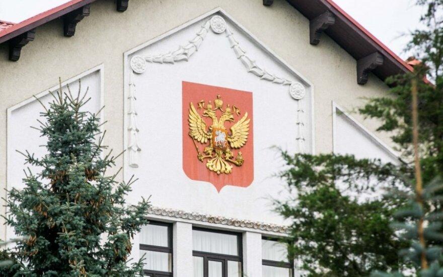 Rusija pasipiktino Vilniaus sprendimu dėl Ukrainos