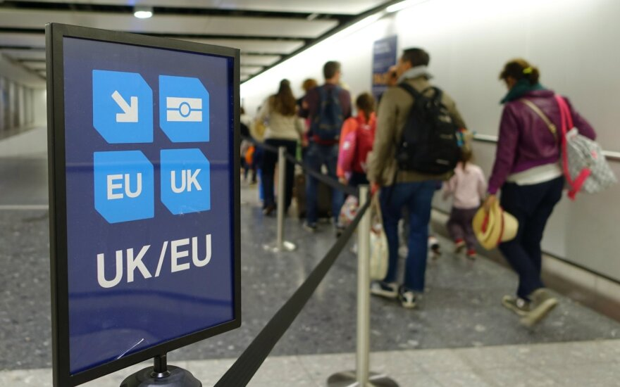 JK teisininkas įvertino naujas imigracijos nuostatas: ES piliečiams grės deportacija už menkiausius nusižengimus